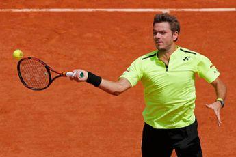 2015 Winner Stan Wawrinka pulls out of 2021 Roland Garros