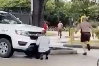 Uit de hand gelopen verkeersruzie eindigt in drama in Doral, Florida