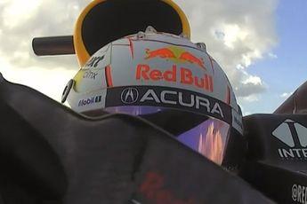 Max Verstappen pakt pole position in kwalificatie GP Verenigde Staten 2021