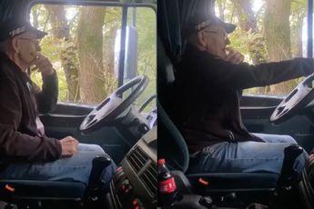 Opa chauffeur over zijn bezoekjes aan de dames van plezier