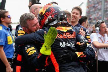 F1 in het kort | Toch nog record voor Verstappen in Mexico
