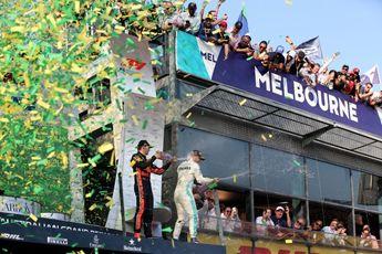 Brundle beschrijft opties die F1 heeft voor vervangende races: 'Ze jongleren als een gek'