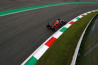 Overzicht tijden Grand Prix van Italië 2020