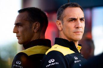 Renault-CEO over vertrek Abiteboul: 'Structuur was moeilijk houdbaar'