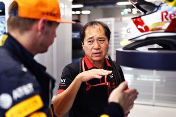 Honda-topman Tanabe tevreden met formatwijzigingen in de F1: 'Dat was een uitdaging'