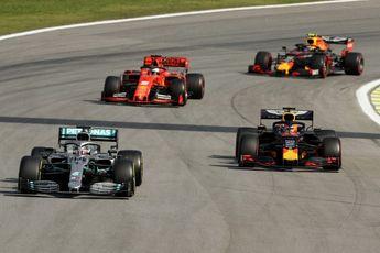 Wedden op GP Italië: Hamilton eerste, Verstappen derde