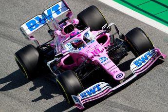 Topman BWT pleit voor roze Aston Martin: 'Nu valt de auto helemaal niet op'