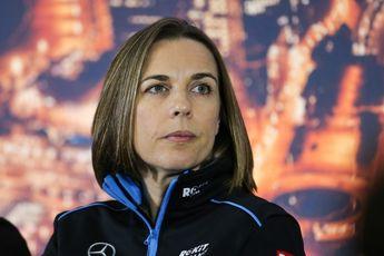 Formule 1-journalisten reageren op vertrek Williams: 'Laatste vrouwelijke teambaas weg'