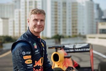 Coulthard interesseert klachten over negatief commentaar niet: 'Wat zie jij dat ik niet zie?'