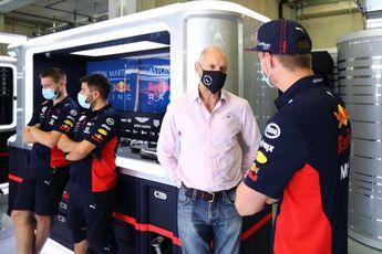 Verstappen bevestigt: geen nieuwe Red Bull-updates meer in resterende 2021-seizoen