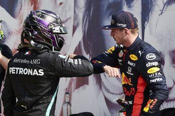 Button ziet gedeelde schuld in 2021-incidenten Verstappen en Hamilton