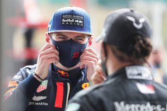 TOTO: Verstappen eindigt weer achter twee Mercedessen