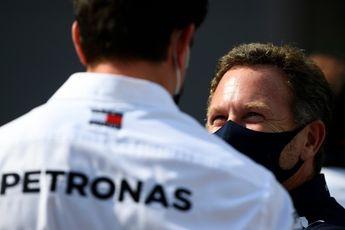 Barretto: 'Daarom is het nog niet te zeggen of Red Bull of Mercedes beter is'