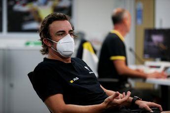 Het 2021 van Alpine   'Verbazingwekkend dat men verwacht dat Alonso Ocon zoek rijdt'