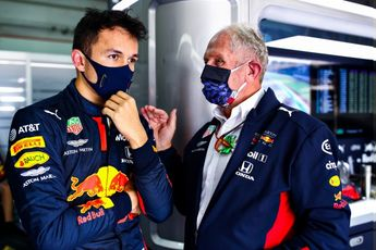 Hoe Albon bijdraagt aan het succes van Verstappen en Red Bull