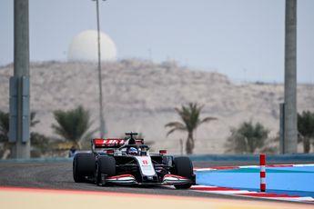 Magnussen baalt voor Grosjean: 'Het is pure pech dat hij geen race heeft gewonnen'