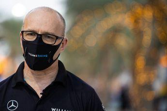 Williams-teambaas: 'Uitreiking wk-punten bij sprintrace problematisch'