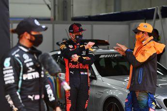 Sainz: 'Verstappen verslaan in een Red Bull zou erg lastig worden'