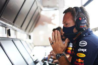 Horner nog altijd teleurgesteld: 'Voor Renault was het één groot marketingverhaal'