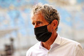 Prost enthousiast over Zandvoort: 'Je moet een zonnebril op om het oranje te verdragen'