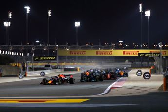 AMuS: 'Seizoen 2022 start met races in Bahrein en Saoedi-Arabië'