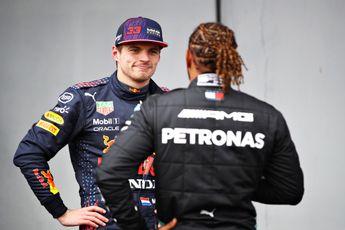 Buxton over strijd tussen Hamilton en Verstappen: 'Vriendschappelijke relatie is over'
