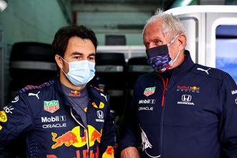 Newey is tevreden met Perez: 'Informatie van Racing Point was belangrijk'