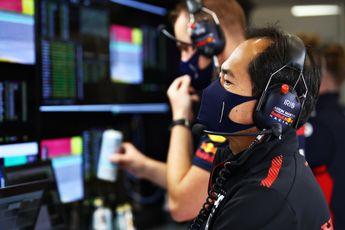 Honda maakt zich weinig zorgen om Red Bull: 'We hebben de setup aangepast'