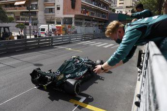 Riskeert Aston Martin dat ze te snel groeien qua personeel in de Formule 1?