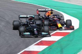 Klien over titelstrijd: 'Media blazen strijd tussen Verstappen en Hamilton te veel op'