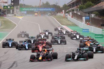 F1-commissie hakt knopen door omtrent 2022-kalender, België-fiasco en sprintraces