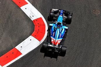 Alpine wil richting Red Bull en Mercedes komen: 'Elke race moeten we vooruitgang boeken'