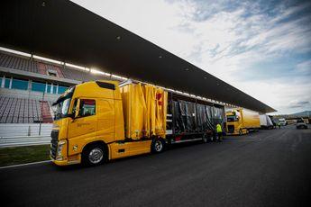 Een kijkje achter de schermen bij DHL en de enorme logistieke Formule 1-klus