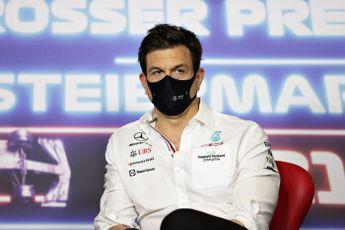 Wolff oneens met kritiek Verstappen op Drive to Survive: 'Sport is entertainment'