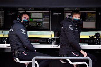 Mercedes zet vraagtekens bij aerodynamische beslissingen Red Bull in Hongarije