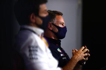 Glock ziet Red Bull mogelijk te veel investeren in 2021: 'Dat kan een nadeel zijn'