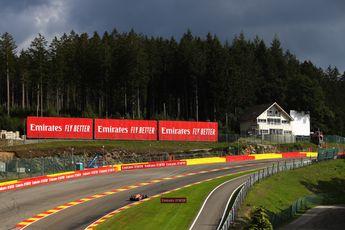 Masi na heftig ongeluk Spa-Francorchamps: 'Het circuit is veilig zoals het nu is'