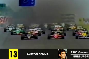 F1 Kijktip   Rappe Alonso valt in het niet bij deze spectaculaire F1-starts