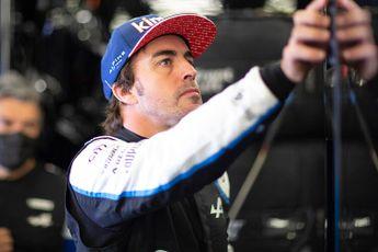 Alonso voelde zich een idioot: 'Hield me als enige aan de regels'