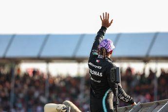 Barrichello neemt Hamilton crash met Verstappen kwalijk: 'Had na moeten denken'