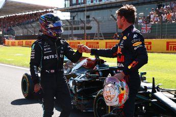 Brawn: 'Hamilton kan nu nog eens bekijken hoe hij Verstappen moet verslaan'
