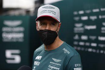 Update V   Aston Martin niet in hoger beroep, Vettel officieel gediskwalificeerd