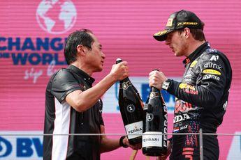 Honda trots na tweede dubbelpodium op rij: 'Een ijzersterke prestatie van het hele team'