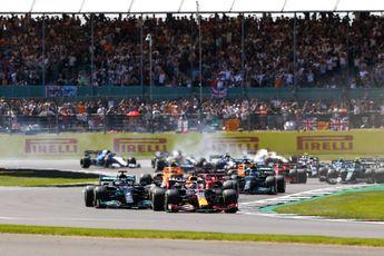 Meningen verdeeld over incident: 'Verstappen en Hamilton hele jaar al agressief'