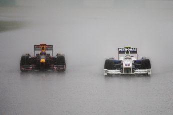 GP België niet eerste Formule 1-race met halve punten