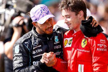 Domenicali: 'Hamilton naar Ferrari is wel besproken'