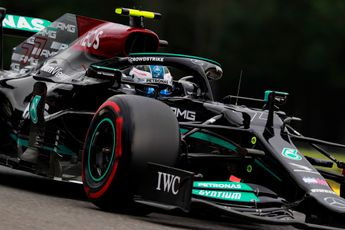 Rosberg over Russell-geruchten: 'Er ontstaan geheid spanningen bij Mercedes'