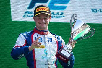 Onderweg naar F1   Eindelijk beloning voor sterke Viscaal, Pourchaire imponeert weer