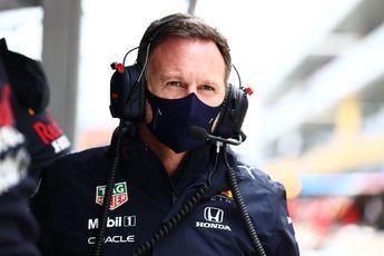 Horner ziet Red Bull afgeschreven worden door motor: 'Alle motivatie die we nodig hebben'
