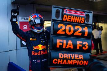 Onderweg naar F1   Hauger verzegelt F3-titel, rookies zetten F2-races naar hun hand